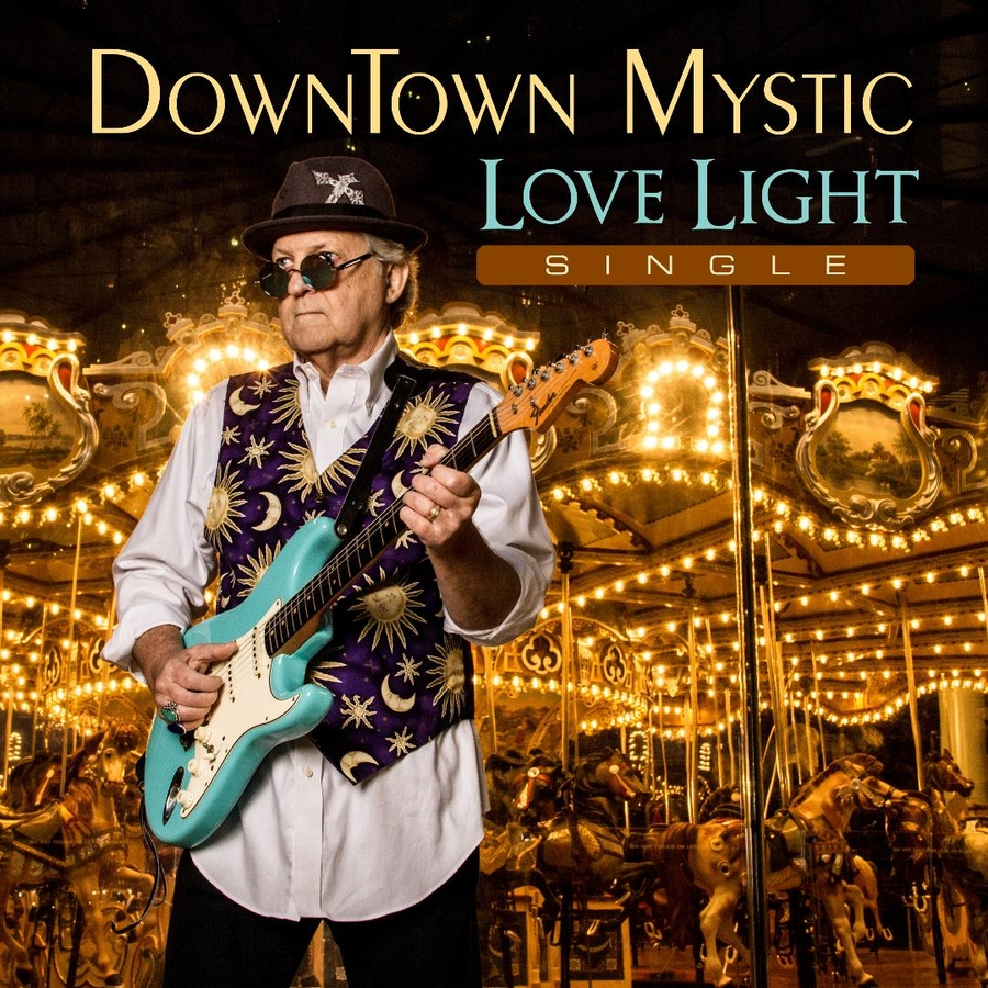DownTown Mystic Shines Love Light Out To The World!
