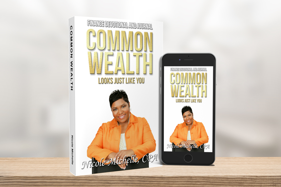 Author and Financial Expert Nicole Michelle Combines Faith, Family and Finance to Help Women Live Abundantly