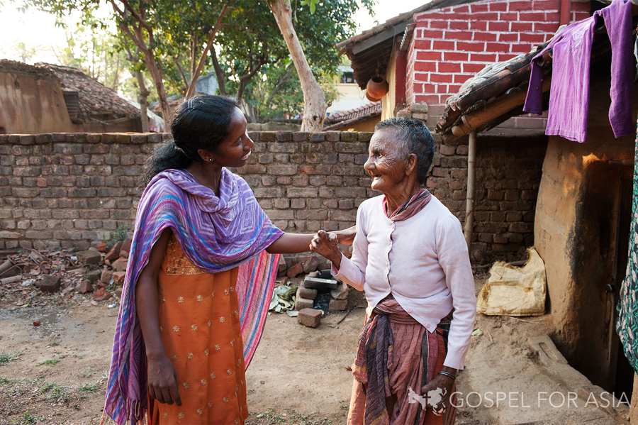 World Leprosy Day Outreach and Special Report Spotlight 'Healing Touch' Ministry to Asia's Marginalized