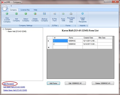 One Day Left! File 1099 Forms Made Easy With ez1099 Software