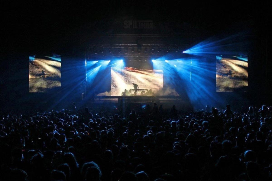Why LED Stage Backdrop Screen More Popular All Over The World?