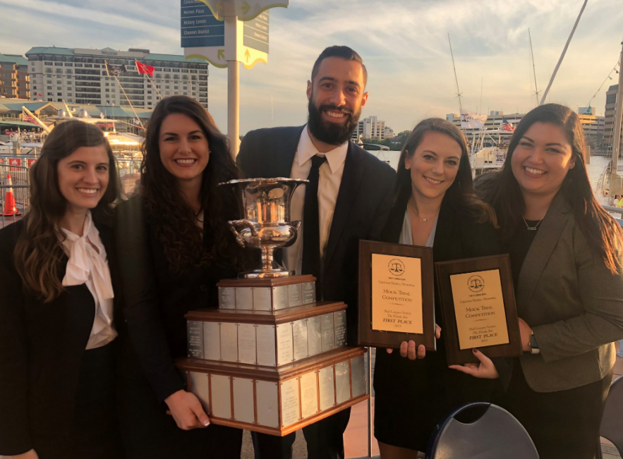 Stetson Law Wins Chester Bedell Competition for 23rd Time in 37 Years