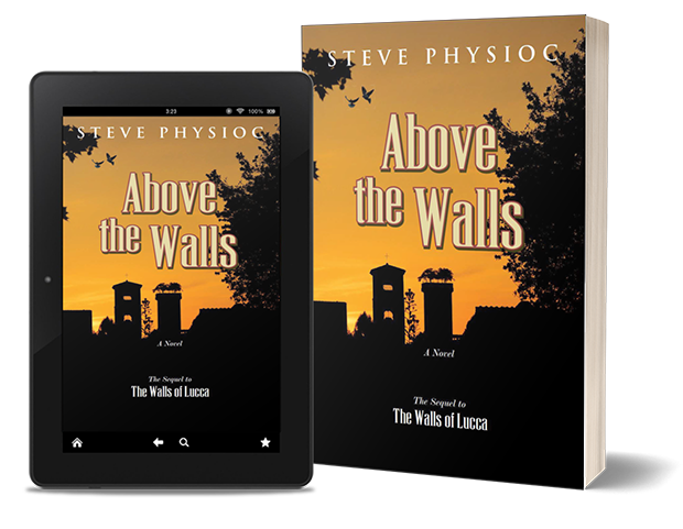 Broadcaster, Author Steve Physioc Releases Second Novel