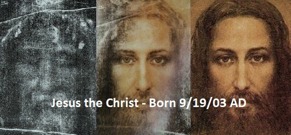 Vision Reveals That Jesus' Birthday Is September 19 Says John The Apostle