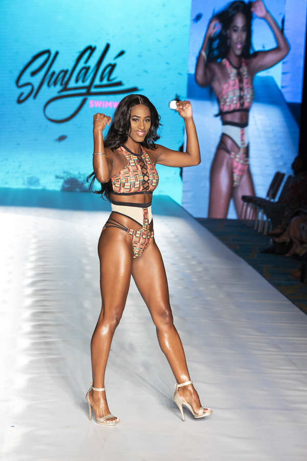 ShaLaJá Swimwear Showcases Exclusive Luxury Wardrobe Style Swimwear Designs During NYFW