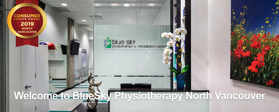 North Vancouver Consumers Sit Down with a Specialist/Practitioner from Blue Sky Physiotherapy & Rehabilitation Center