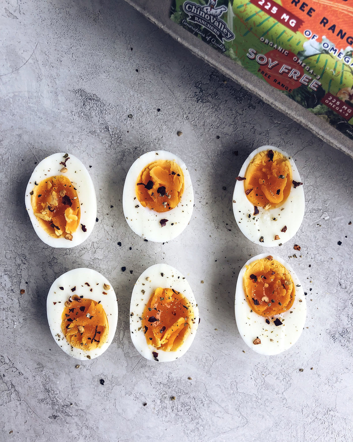 Food Blogger, Courtnie Hamel, Shares 5 Ways to Prepare Chino Valley Ranchers' Organic Free Range Eggs