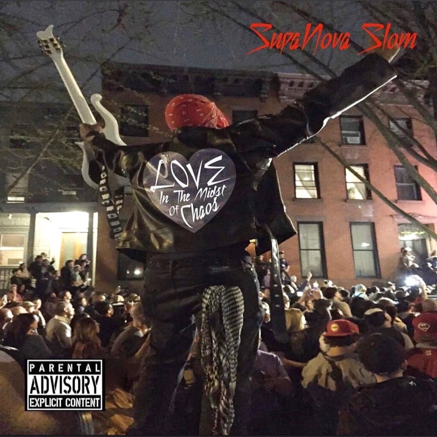 """Love In The Midst of Chaos"" by SupaNova Slom is Available on All Streaming Platforms, Now!"