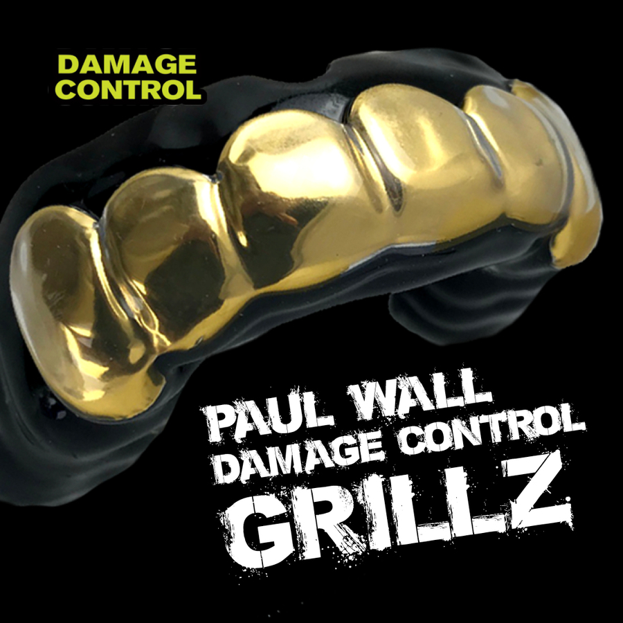 Paul Wall Teams Up with DC Mouthguards to Make and Promote Mouth Guard Grillz