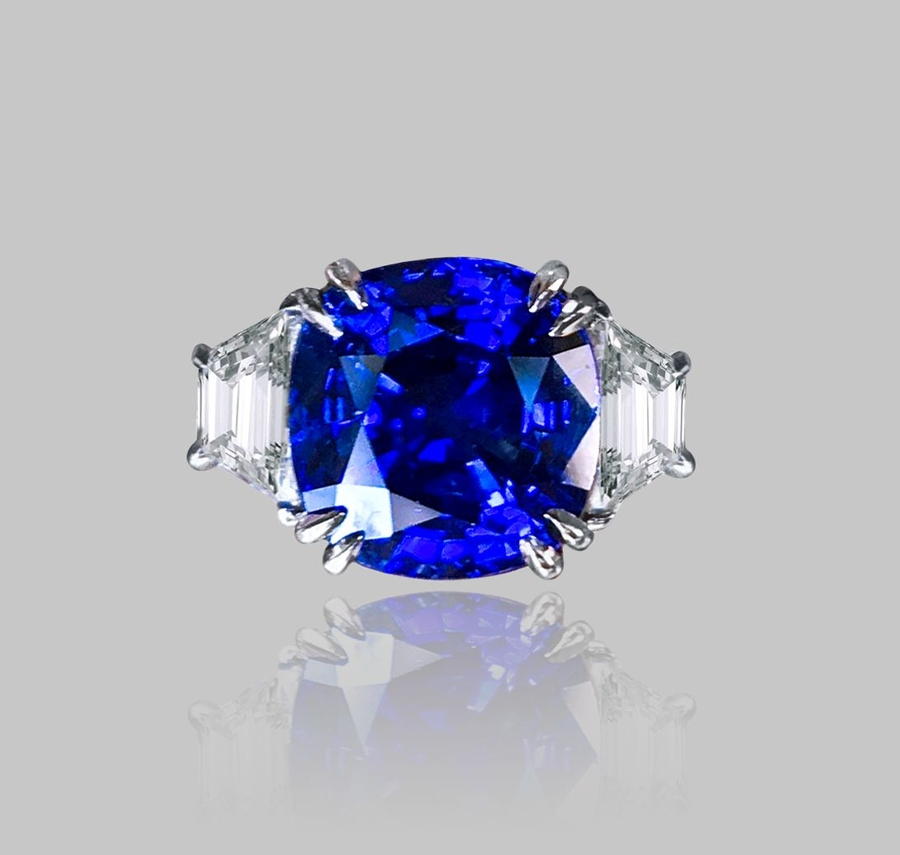 Diamond Estate Shares Knowledge on Selling Sapphire Jewelry