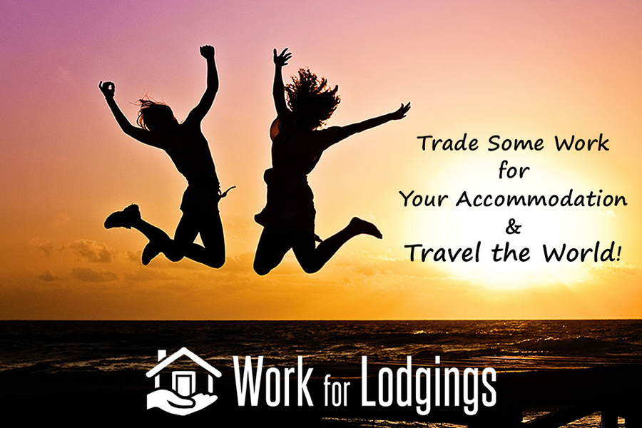 Work-Exchange Platform Work For Lodgings Launched
