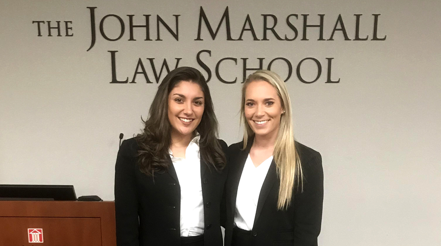 Stetson Team Wins Regional Client Counseling Competition in Chicago