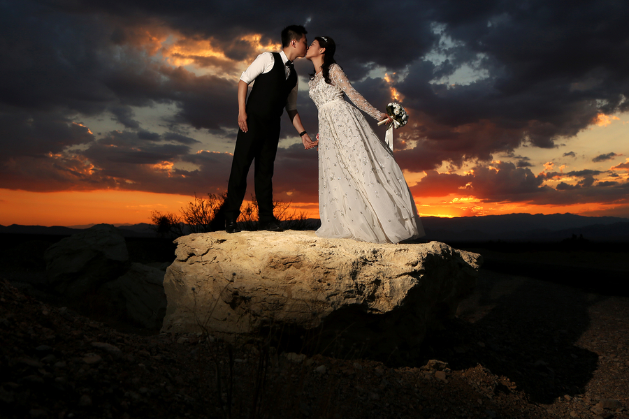 "ScenicLasVegasWeddings.com: Changing the Image of Las Vegas Weddings…""Elvis has left the building!"""