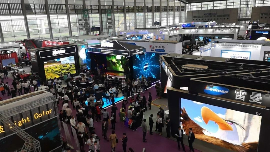 The First LED Display Industry Exhibition Returned To Shenzhen