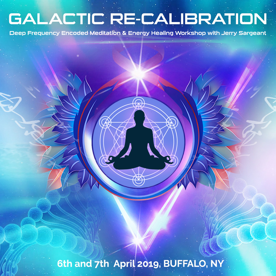 Star Magic Tickets Available: Learn Energy Healing Using Extraterrestrial Light Code Frequencies, Sacred Geometry