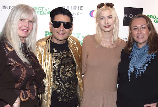 Project Green Returned To Sundance To Host A Star Studded Gifting Lounge, The Retreat™️