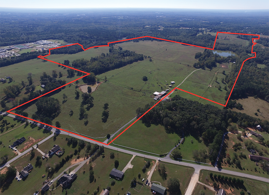 LGI Homes Purchases 243.6-Acre Parcel in Locust Grove, Ga., for $4.2M