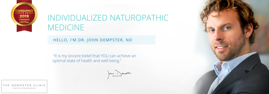 Consumers Sit Down with Dr. John Dempster, ND from The Dempster Clinic – Center for Functional Medicine