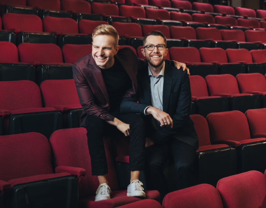 Tony Award-Winning Producers Tyler Mount and Hunter Arnold Launch The Marquee Channel