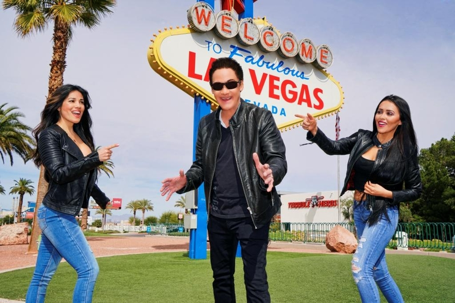 Dangerously Funny, A Comedy Reality TV Show,  Starring Jimmie Lee – The Jersey Outlaw Takes Las Vegas By Storm