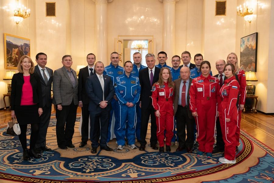 NASA Involved in SIRIUS International Isolation Study