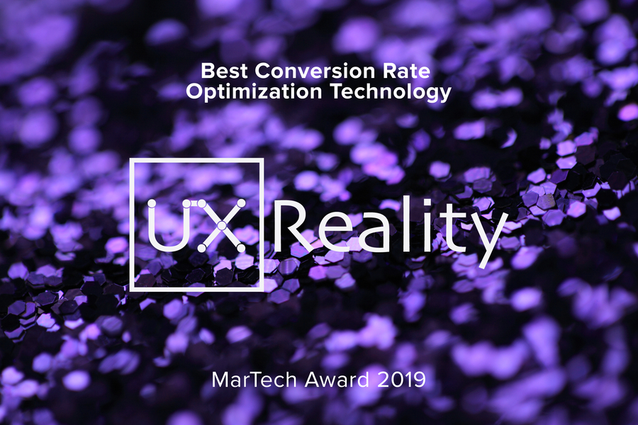 New Usability App UXReality Earned a Top Spot at The MarTech Award 2019