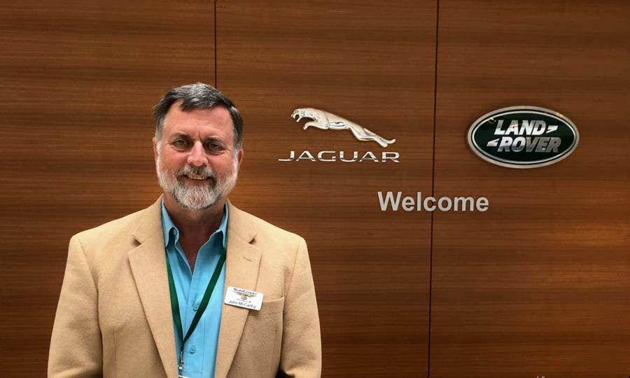 Wilde Jaguar Sarasota Named 2018 Outstanding Dealer