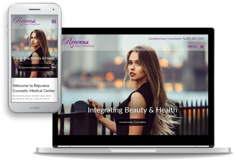 Rejuvena Cosmetic Medical Center Launches New Website for Groundbreaking Med Spa