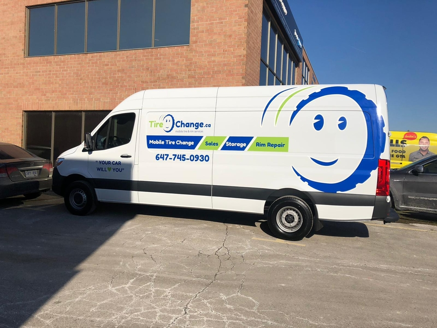 You Can Now Enjoy Mobile Tire Change Services in Toronto
