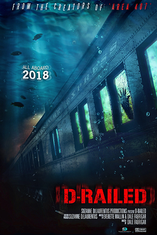 D-Railed, Starring Lance Henriksen, Slated for North American Release on August 6th