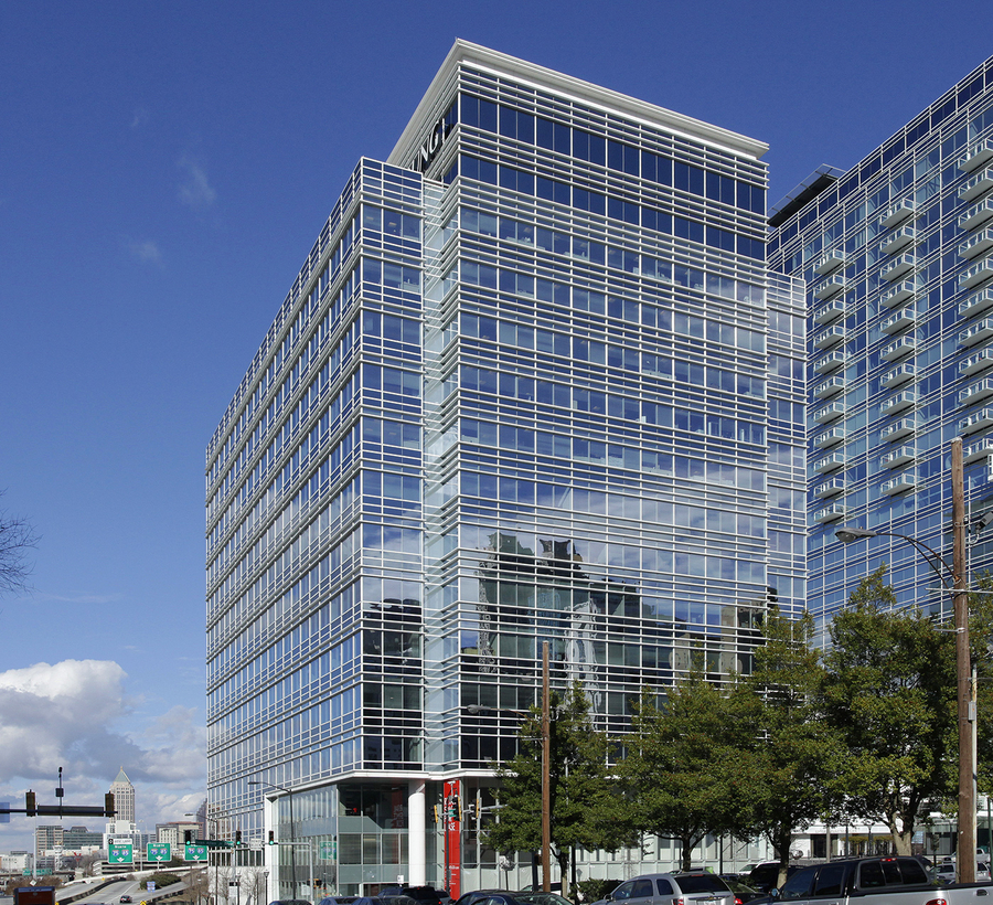Ackerman & Co. Brokers 12,020 SF Lease with Law Firm at 55 Allen Plaza in Downtown Atlanta