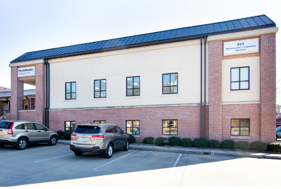 Ackerman Medical Brokers Sale of 3 Medical Office Buildings in North Atlanta for $5.26 Million