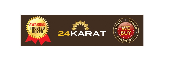 24Karat Awarded Most Trusted Gold Buyer In Delhi And NCR