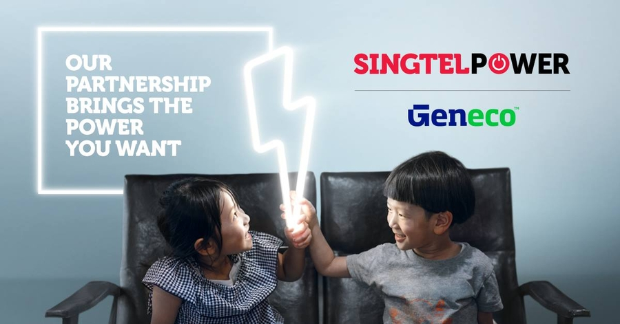 Singapore's Largest Mobile Network Operator Offers Electricity Plans with Geneco Partnership