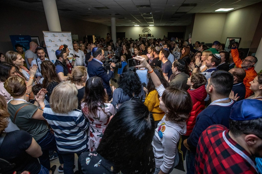 A Record Number of 2150 Participants at Limmud FSU Moscow