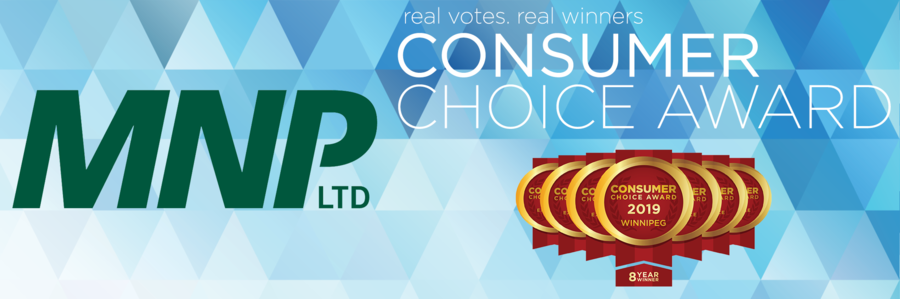 Consumers Sit Down with Gord Neudorf and his Professional Team from MNP Ltd.