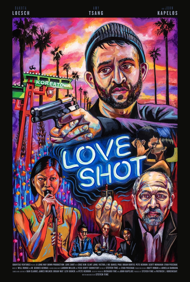 Crime and Romance Abound in the New Award-winning Film, Love Shot