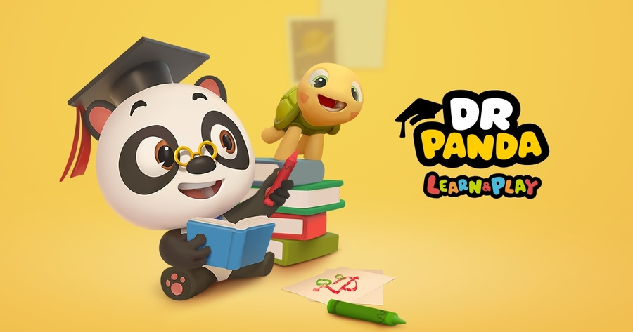 Dr. Panda Launches its First Subscription App: Dr. Panda Learn & Play