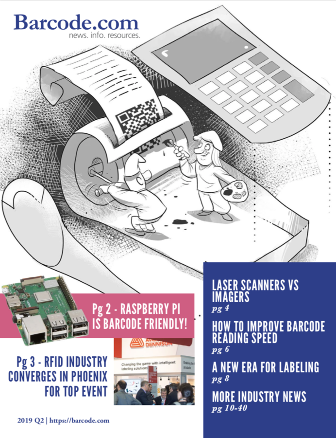 Barcode News Releases Q2-2019 Digital Magazine