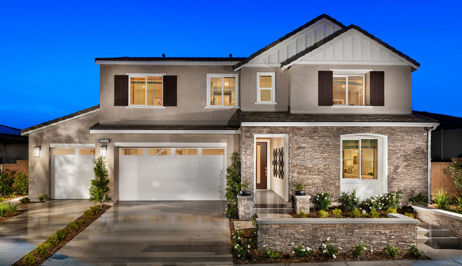 Multi-Generational Family Followed Their Hearts to Newpark in Menifee for Modern Americana Living by Pardee Homes