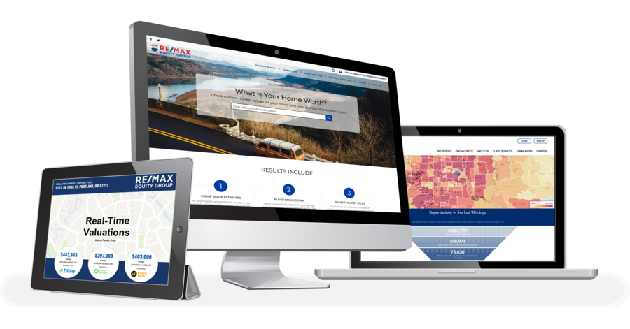RE/MAX Equity Group launches Buyside, Empowering Agents & Customers with Valuable Insight into Real-time Buyer Demand