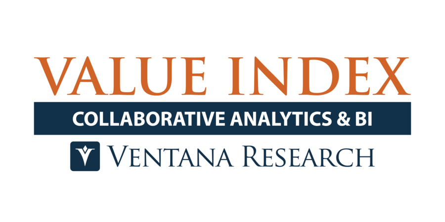Ventana Research Analyzes and Ranks Vendors in Collaborative Analytics and Business Intelligence Software
