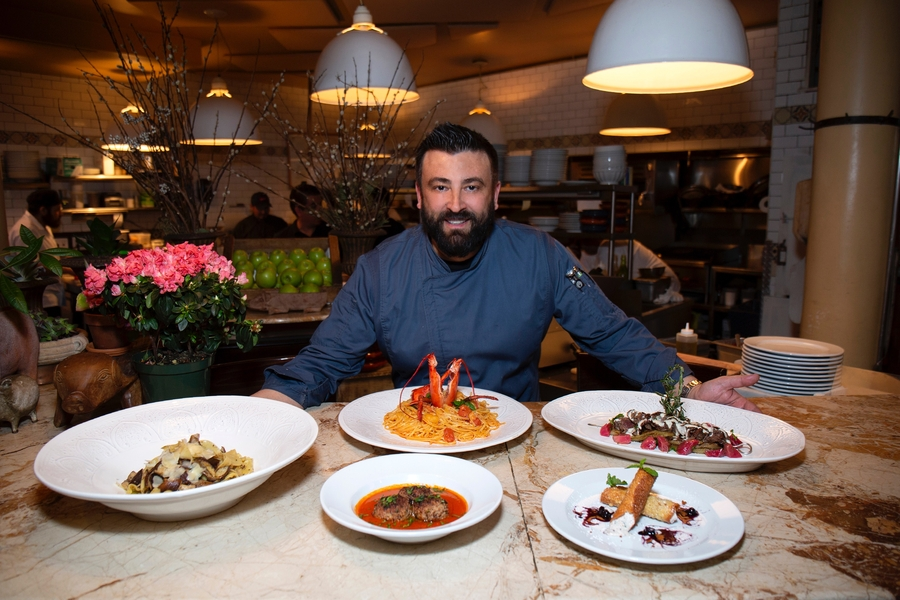 Chef Raffaele Ronca Celebrates Easter with Exceptional Menu Specials on Sunday, April 21, 2019