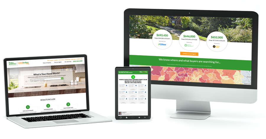 BHGRE Metro Brokers Launches Listing Acquisition Tool, Buyside to over 2,400 Agents