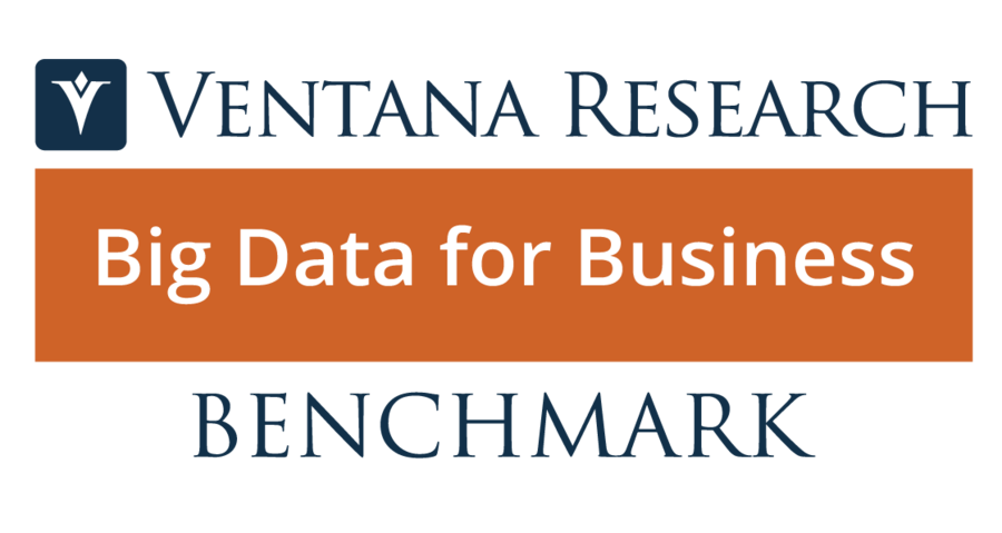 Ventana Research Establishes New Benchmark in Big Data for Business