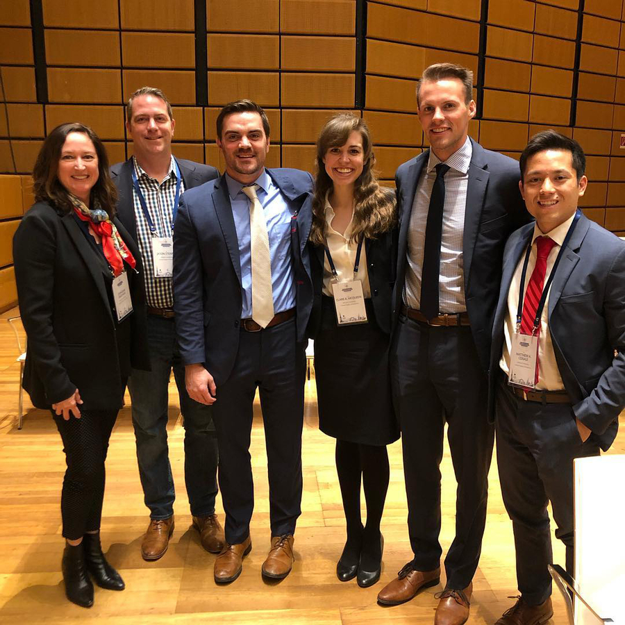 Stetson Law Finishes Among Elite Eight of all Law Schools on the Planet in the Vis Moot in Vienna