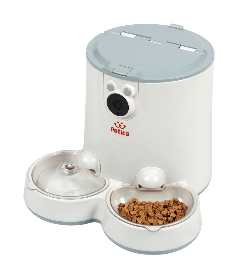 KSRM Releases Convenient Smart Pet Feed and Water Dispenser, 'Petica'!