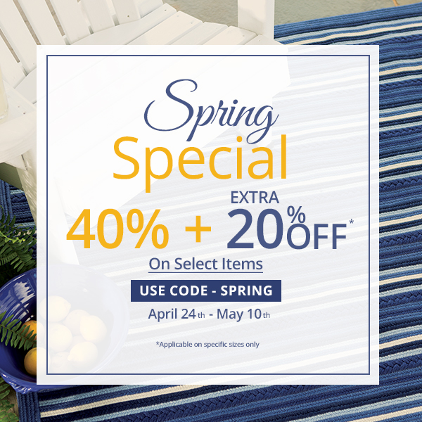 Homespice.com Announces Spring Sale