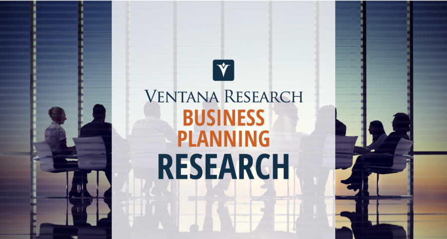 Ventana Research Introduces Business Planning Market Research