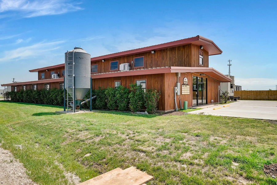 Converted Horse Barn in Alliance is One-Of-A-Kind Alliance TX Area Coworking Space
